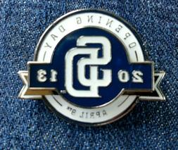 San Diego Padres 2013 Employee Opening Day  Magnet Pin