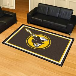 San Diego Padres 5' X 8' Decorative Ultra Plush Carpet Area