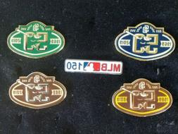 San Diego Padres 50th Anniversary Pin Set + MLB 150 Annivers