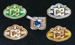 San Diego Padres 50th Anniversary Pin Set