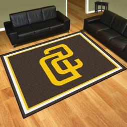 San Diego Padres 8' X 10' Decorative Ultra Plush Carpet Area