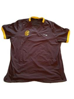 san diego padres authentic collection short sleeve