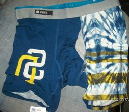 STANCE SAN DIEGO PADRES BASILONE BOXER BRIEFS Choose Size ~