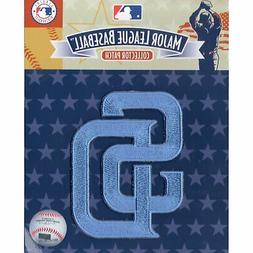 San Diego Padres Fathers Day Blue Sleeve Jersey Patch