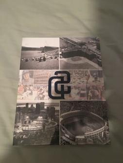 San Diego Padres Hardcover Coffee Table Book SGA 2016 Petco