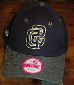 San Diego Padres hat! Women's adult adjustable NEW with tags