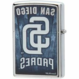 San Diego Padres Zippo Lighter