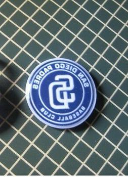 GOLF / San Diego Padres Logo Golf Ball Marker New!!