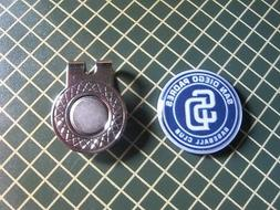GOLF / San Diego Padres Logo Golf Ball Marker/with Magnet Ha