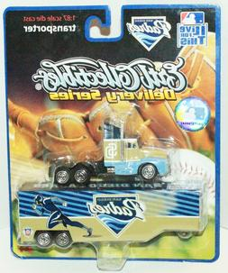 SAN DIEGO PADRES MLB BASEBALL 1:87 DIECAST - TRUCK TRAILER T