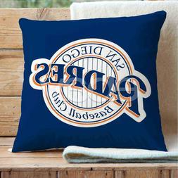 San Diego Padres MLB Custom Pillows Car Sofa Bed Home Decor