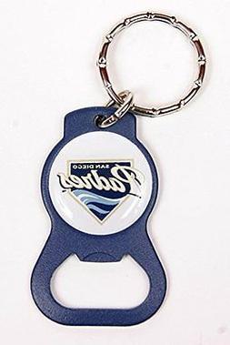 San Diego Padres MLB Keychain & Keyring - Bottle Opener