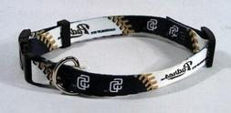 San Diego Padres MLB Licensed Small Dog/Cat Pet Collar NEW F