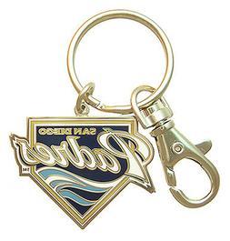 San Diego Padres MLB Logo Key Chain