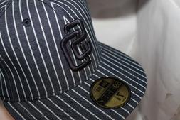 San Diego Padres MLB New Era Classic Pinstripe 59Fifty,Cap,H