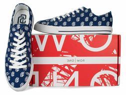 San Diego Padres MLB Row One Victory Sneakers Tennis Shoes N