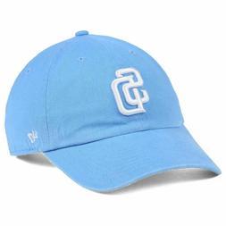 San Diego Padres MLB Women's CLEAN UP Powder Blue Cap Hat Ad