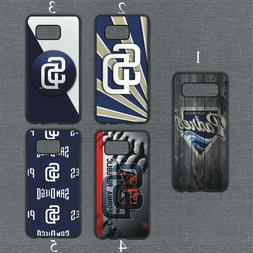 San Diego Padres Phone Case For Samsung Galaxy S20 S10 S9 S8