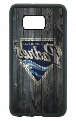 San Diego Padres Phone Case For Samsung Galaxy S10 S9 S8 S7