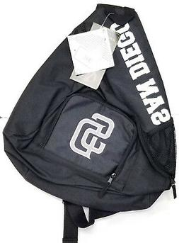 San Diego Padres Premium Backpack Heavy Duty Sling Design Ny