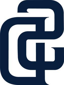 "San Diego Padres ""SD"" logo 3"" Blue or Orange Vinyl Decal Tru"