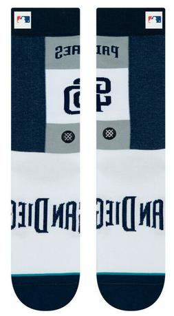 San Diego Padres SD Stance MLB Pop Fly Diamond Collection So