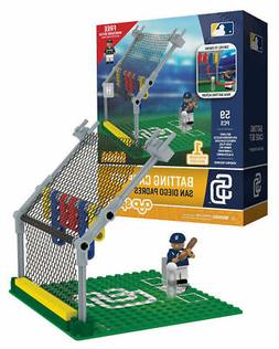 san diego padres sports toys batting cage