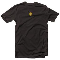 San Diego Padres T-Shirt SD Mini Logo Soft Tee  MLB