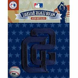 San Diego Padres Team Sleeve 'SD' Solid Blue Letter Logo Jer