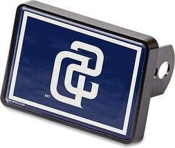 San Diego Padres Universal Hitch Cover Color Bumper Trailer