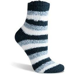 San Diego Padres Women's Fuzzy Steps Quarter-Length Socks