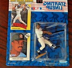 Starting Lineup 1993 Figure and Card Fred McGriff San Diego