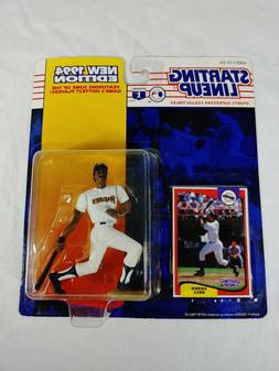 Starting Lineup 1994 Figure and Card Derek Bell San Diego Pa