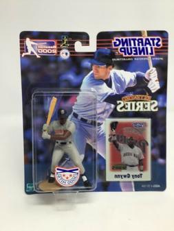 Starting Lineup 2000 MLB San Diego Padres Tony Gwynn Figurin