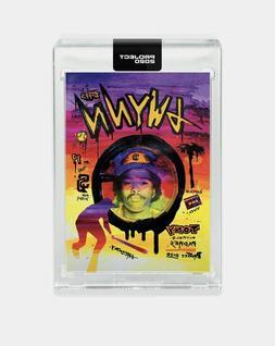 Tony Gwynn 135 Topps Project 2020 Centered w box 1983 Siff M