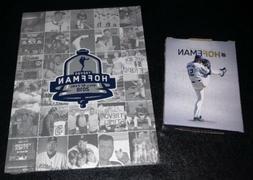 """TREVOR HOFFMAN  """"HOF Table Book & Plaque"""" Stadium Giveaway"""