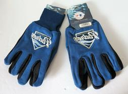 TWO  PAIR OF SAN DIEGO PADRES, SPORT UTILITY GLOVES FROM FOR
