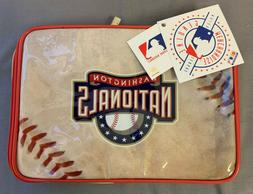 Washington Nationals MLB Insulated Soft Sided Lunch Box Offi
